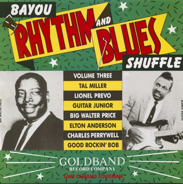 Bayou Rhythm And Blues Shuffle Vol.3 (LP)