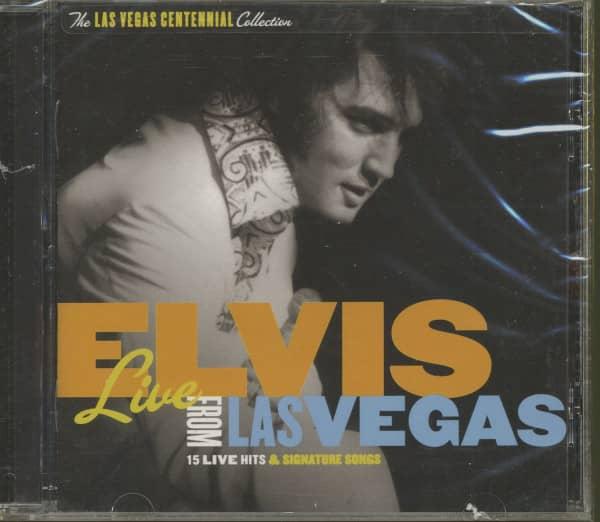 Las Vegas Centennial Collection (US) (CD)