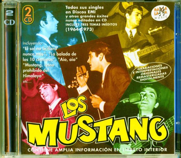 Todos Sus Singles En Discos EMI (1964-1973) (2-CD)