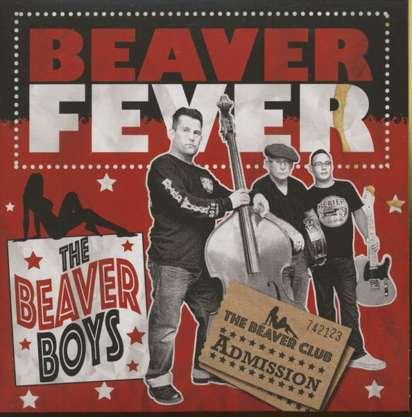 Beaver Fever (7inch, 45rpm, EP)