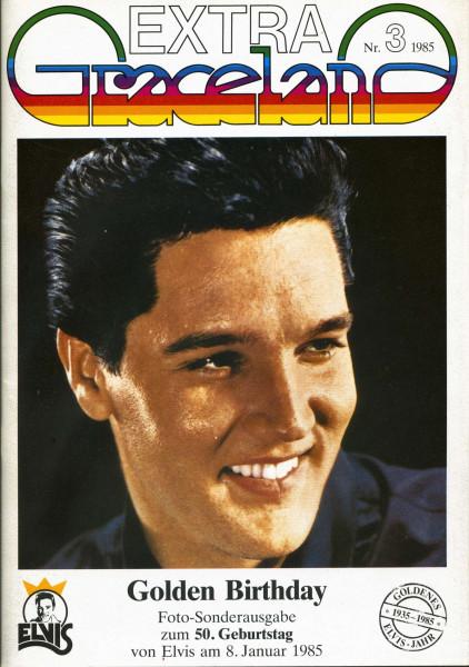 Graceland Extra Magazin Nr.03 - 1985