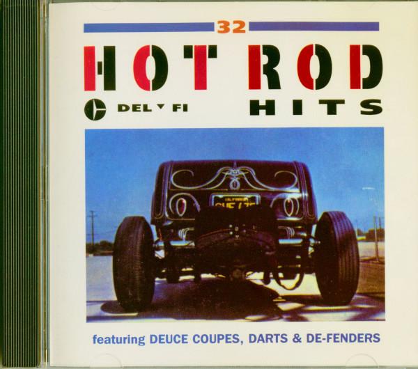 Hot Rod Hits (CD)
