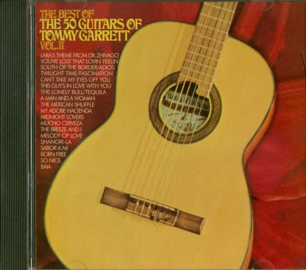 The Best Of The 50 Guitars Of Tommy Garrett Vol.2