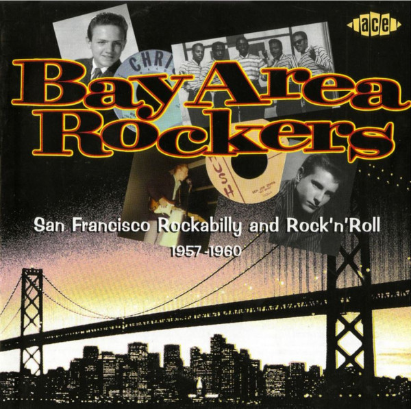 Bay Area Rockers (CD)