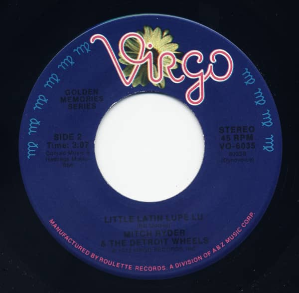 You Get Your Kicks - Little Latin Lupe Lu 7inch, 45rpm