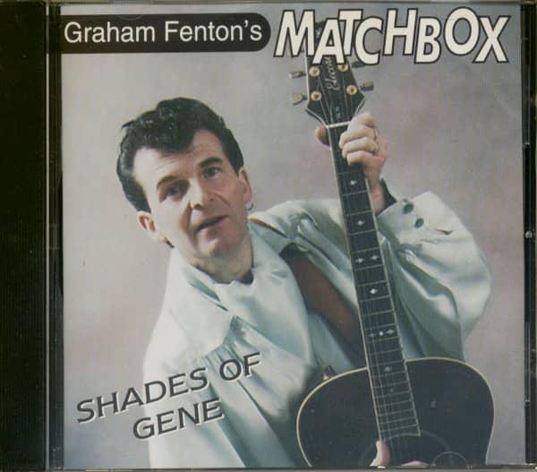 Graham Fenton's Matchbox - Shades Of Gene (CD)