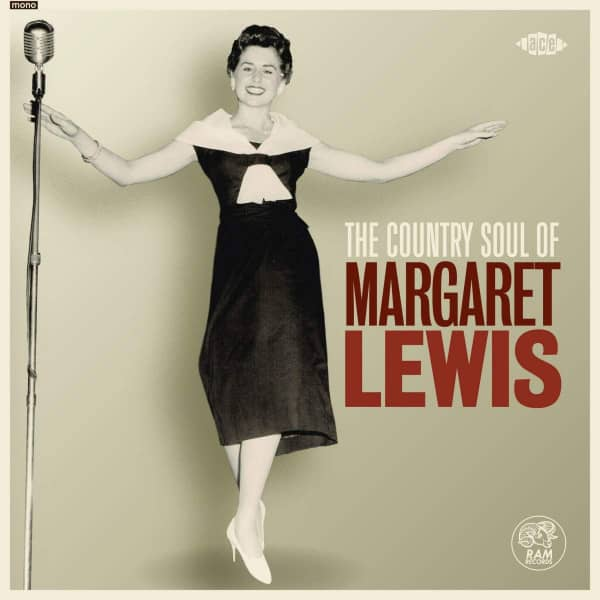 Country Soul Of Margaret Lewis (7inch, EP, 45rpm, PS, SC)