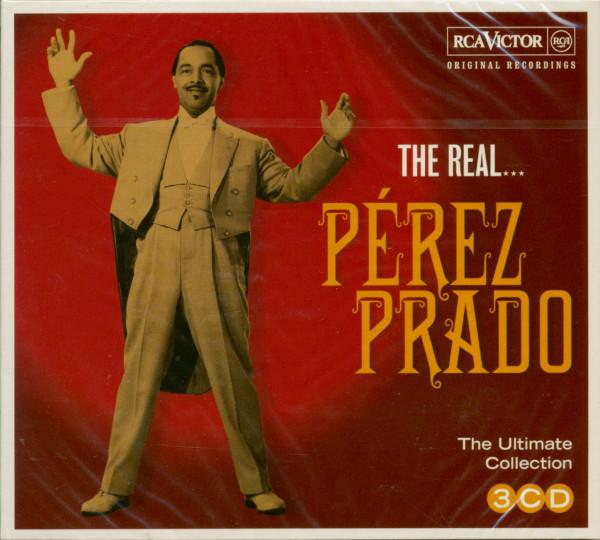 The Real... Pérez Prado - The Ultimate Collection (3-CD)