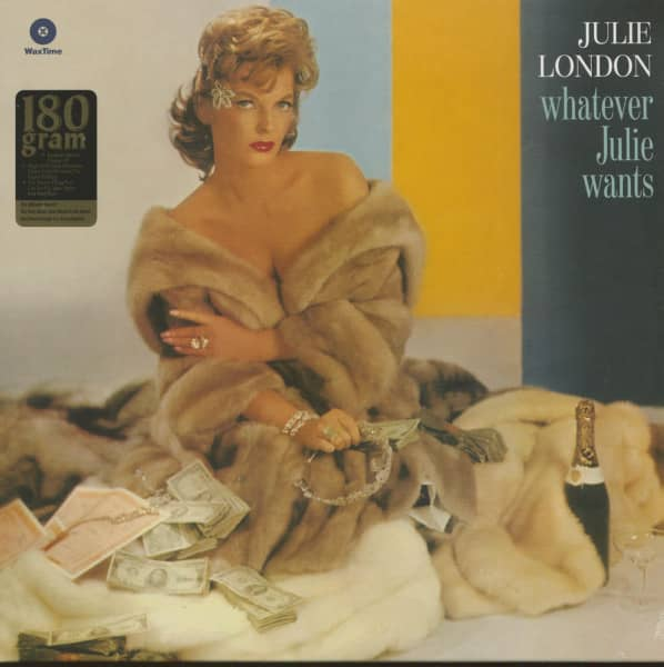 Whatever Julie Wants (LP, 180g Vinyl)