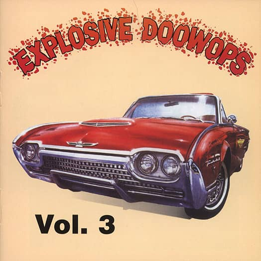 Vol.03, Explosive Doo Wop