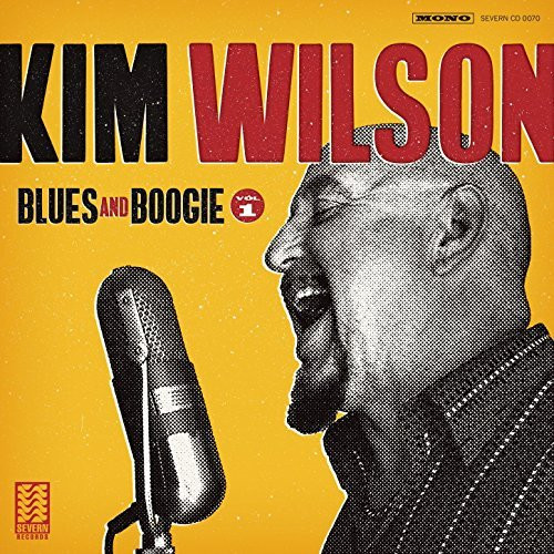 Blues and Boogie, Vol. 1 (CD)