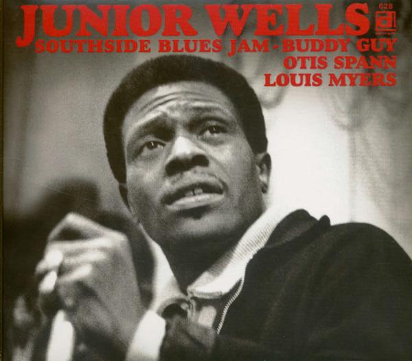 Southside Blues Jam (CD)