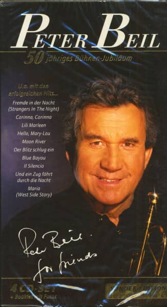 50jähriges Bühnen-Jubiläum (4-CD) Limited