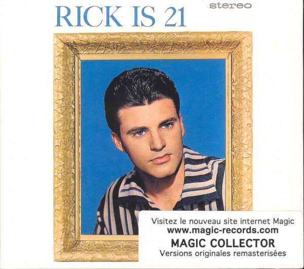 Rick Is 21...plus - Digipack