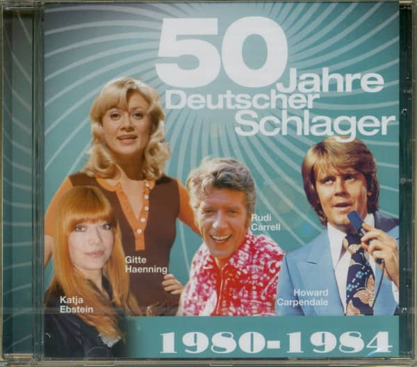 50 Jahre Deutsche Schlager 1980-84