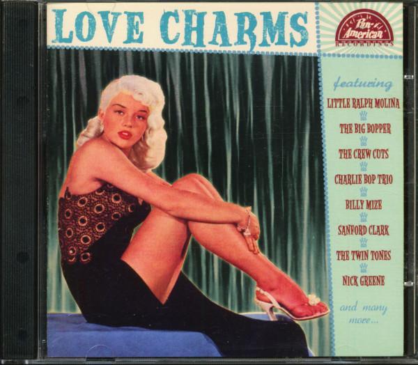 Love Charms (CD)