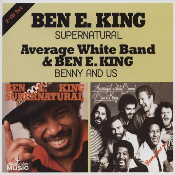 Supernatural - Benny And Us...plus (2-CD)
