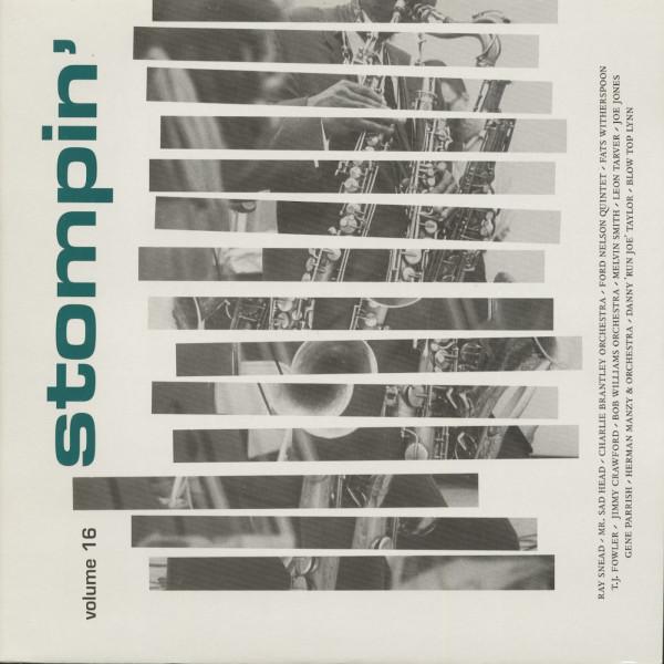 Stompin', Vol.16 (LP)