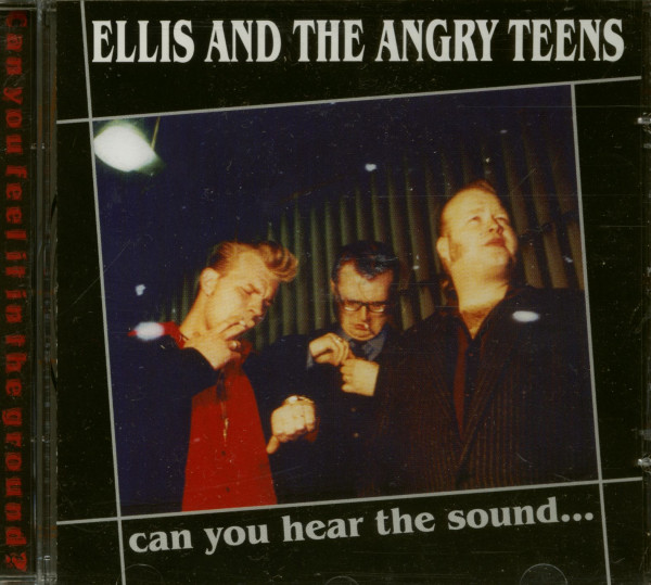Can You Hear The Sound (CD)