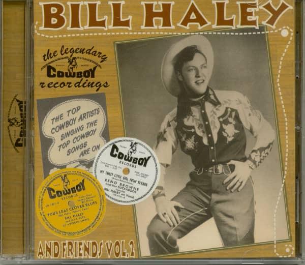 The Legendary Cowboy Recordings
