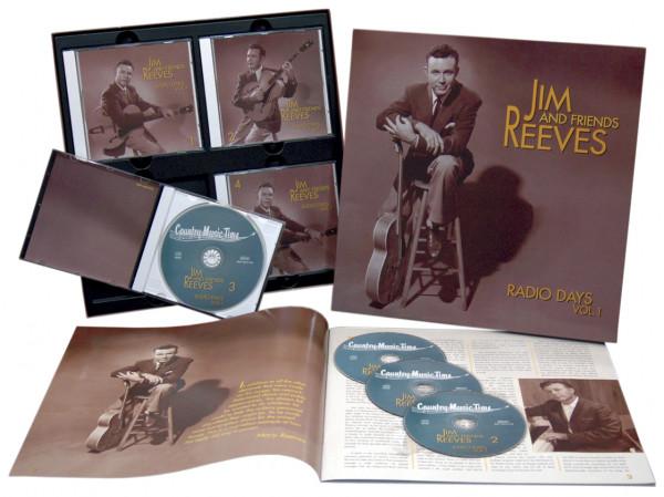 Radio Days Vol.1 (4-CD)
