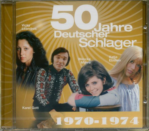 50 Jahre Deutscher Schlager 1970-74