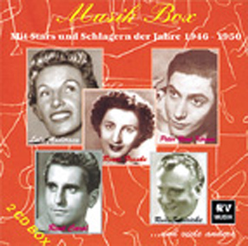 Musik Box 1946-1950 (2-CD)