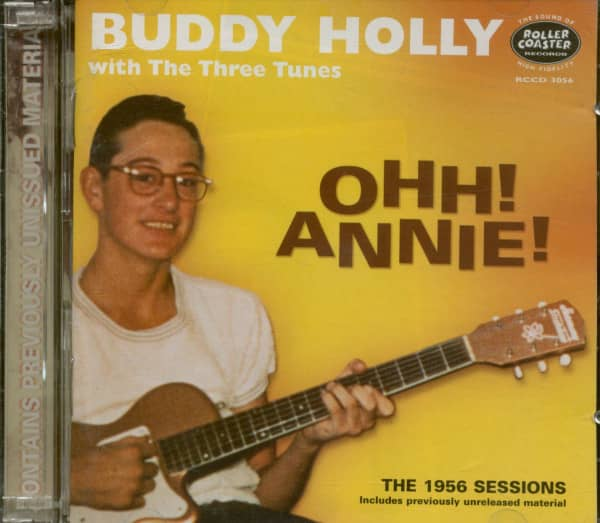 Ohh! Annie! - The 1956 Sessions (2-CD)