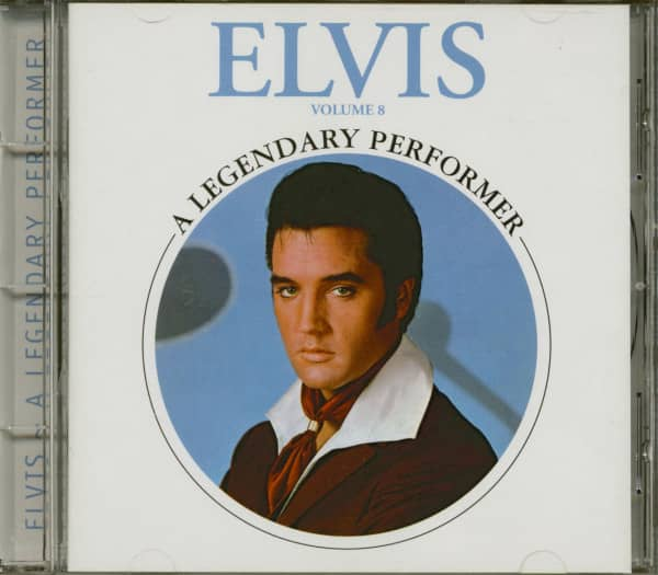 A Legendary Performer Vol.8 (CD)