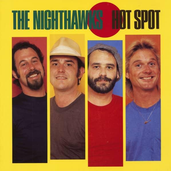 Hot Spot (LP)