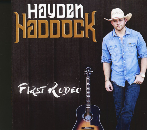 First Rodeo (CD)