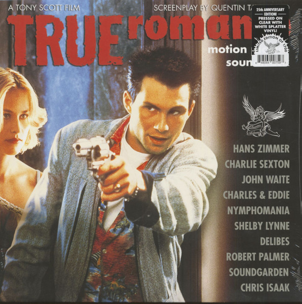True Romance - 25th Anniversary Edition - Soundtrack (LP, Ltd.)