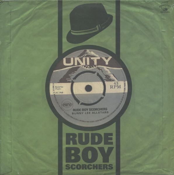 Rude Boy Scorchers - 1960s Ska (LP)