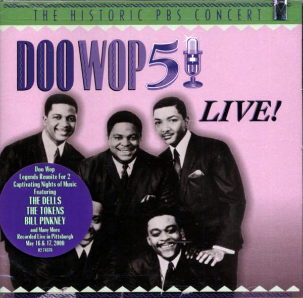 Doo Wop 51 Live