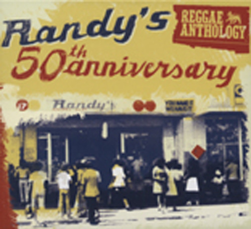 Randy's 50th - Reggae Anthology (2-CD&DVD)
