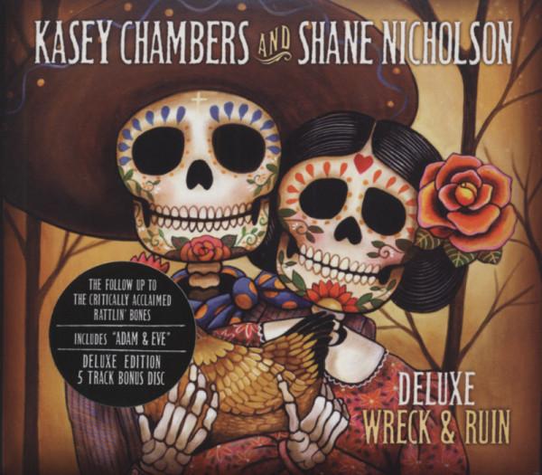 Wreck & Ruin (2012) Deluxe 2-CD US