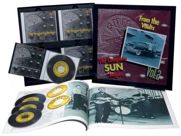 The Sun Singles Vol.2 (4-CD Deluxe Box Set)