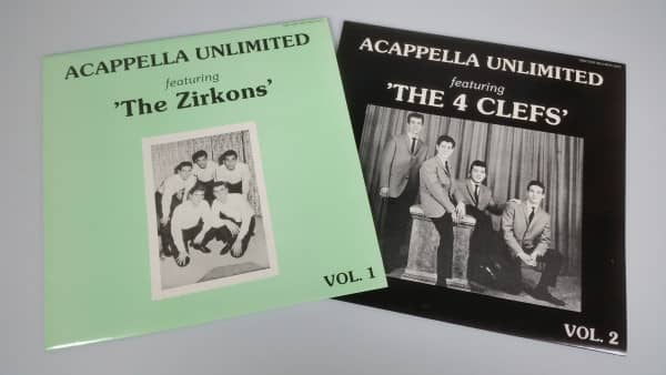 Acappella Unlimited (2-LP Set)