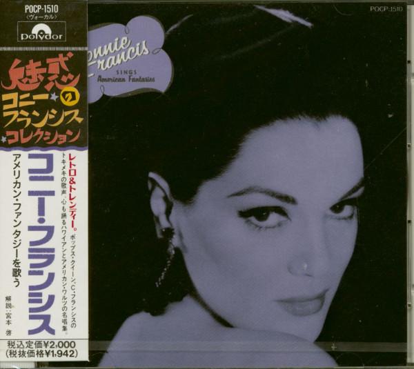 Sings American Fantasies (CD Japan)