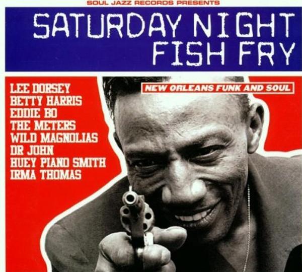 Saturday Night Fish Fry (2-LP)