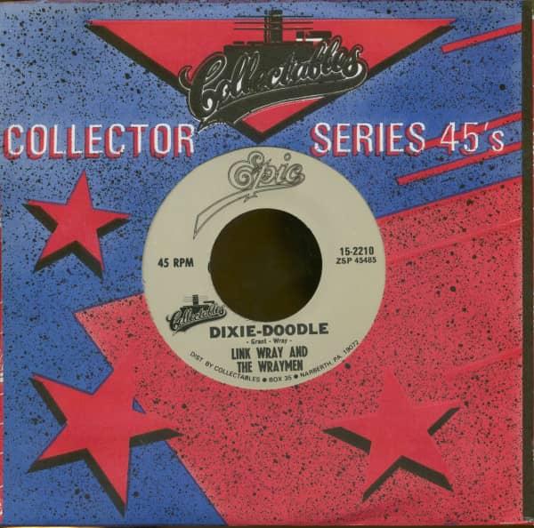 Dixie-Doodle - Raw-Hide (7inch, 45rpm, BC, CS)