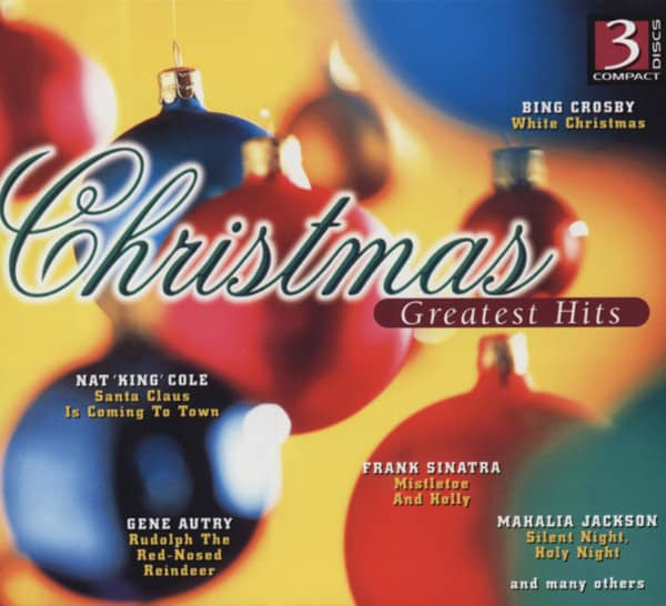Christmas Greatest Hits (3-CD)