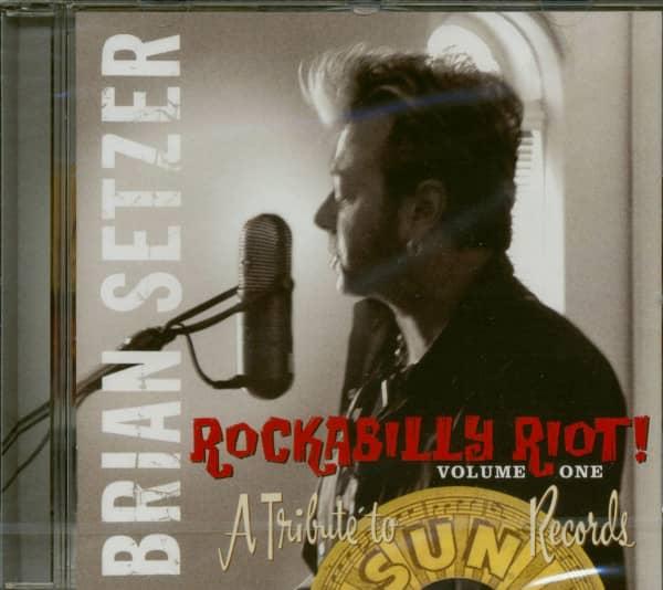 Rockabilly Riot - Tribute To Sun Vol.1