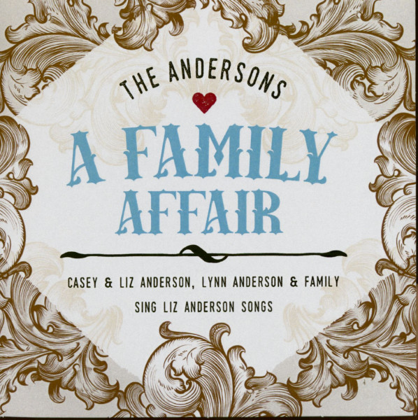 The Andersons - A Family Affair (CD)
