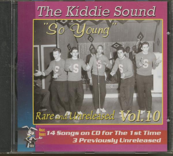 The Kiddie Sound, Vol.10 (CD)