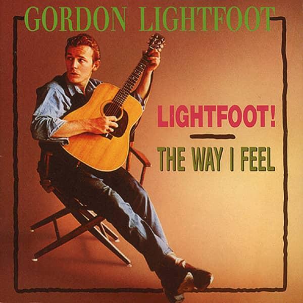 Lightfoot! - The Way I Feel (CD)