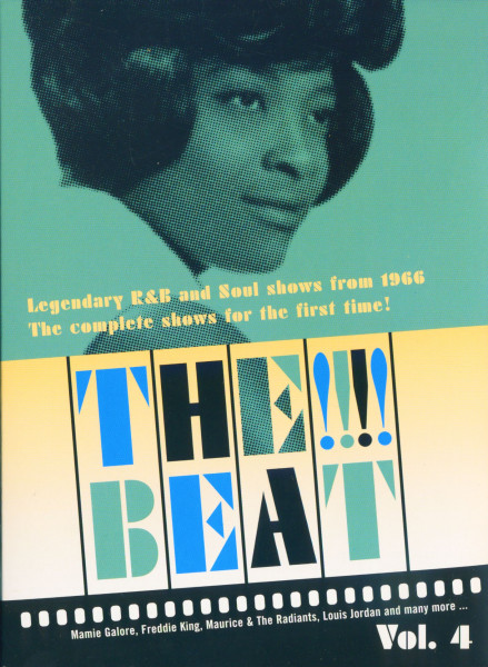 Legendary R&B and Soul Shows from 1966 Vol.4 (DVD)