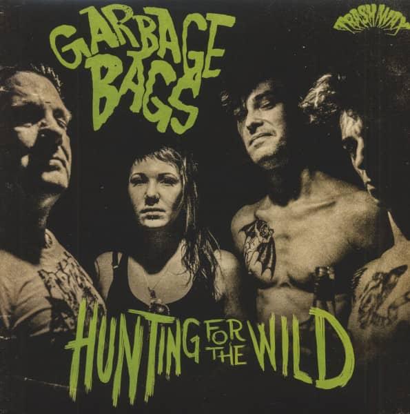 Hunting For The Wild (LP, Green Vinyl, Ltd.)
