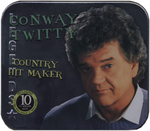 Country Hit Maker (tin case)