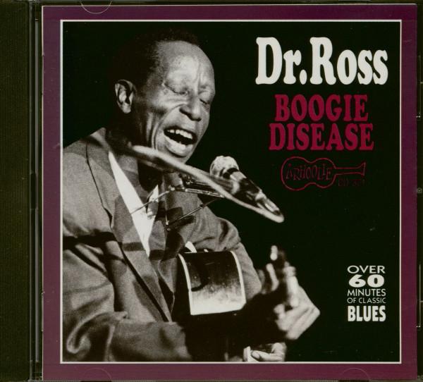 Boogie Disease (CD)